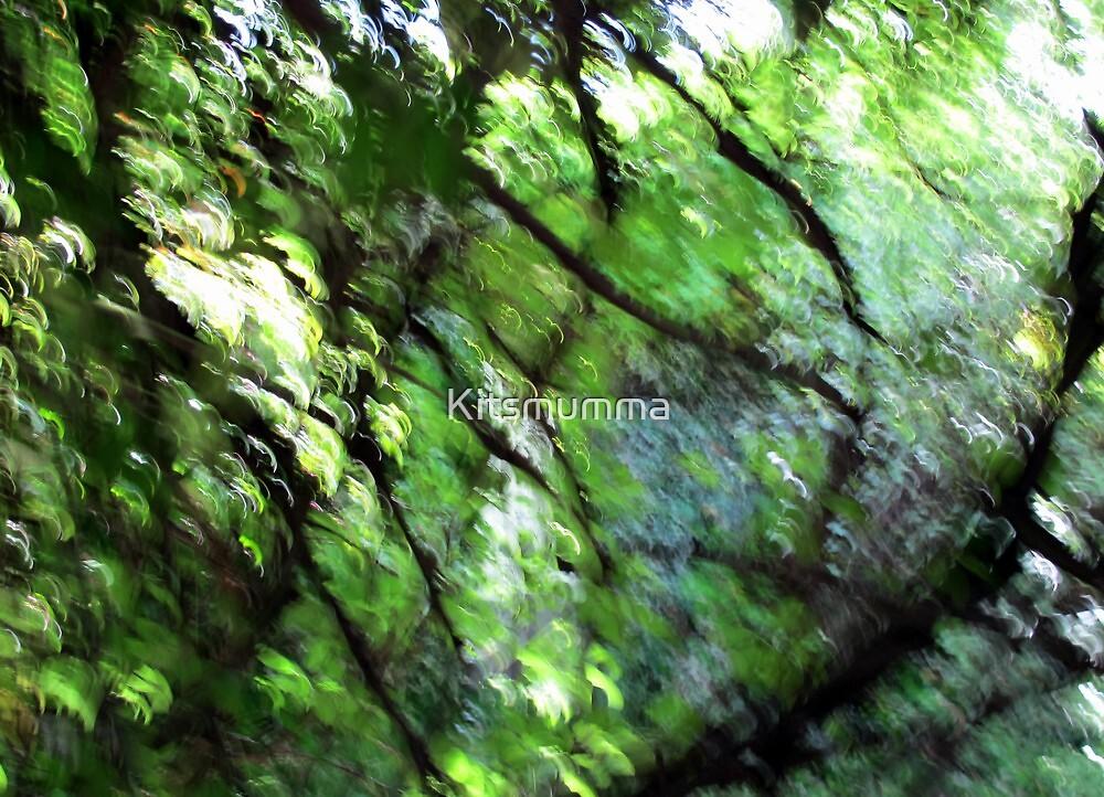 Emerald Garden by Kitsmumma