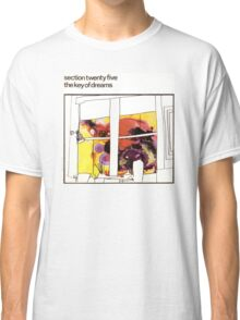 Section 25 - The Key Of Dreams - front Classic T-Shirt