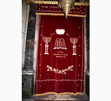 The Torah ark in the Ancient Synagogue Unisex T-Shirt