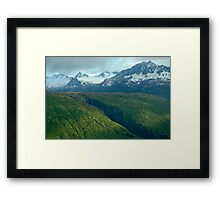 Beyond Discription  Framed Print