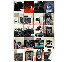 My Camera Collection Poster