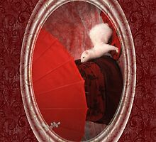 Red Passion iPhone Case by Marie-Agnes
