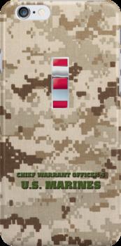 USMC W4 CWO4 Desert by Sinubis
