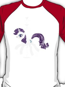 Rarity's Carousel Boutique T-Shirt