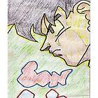 Son Goku by Atakmunky7