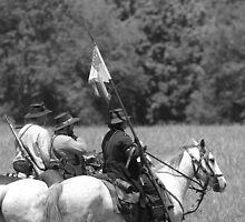 Confederate Scouts by © Joe  Beasley IPA