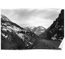 Pyrenees Drive Poster