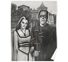 Meet the Munsters Poster