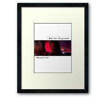 Suspiria - slasher classic Framed Print