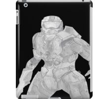 Master Chief Not Color iPad Case/Skin