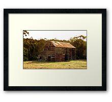 Durras NSW Framed Print