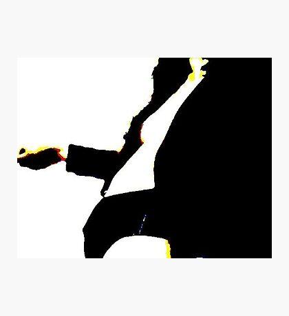 Tuxedo Photographic Print