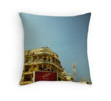 old monivong Throw Pillow