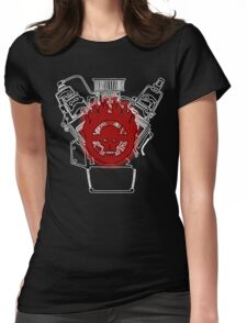 Mad Max War Boys Womens Fitted T-Shirt