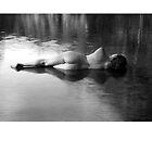 2012 Waterscape Nudes Calendar - November by Scott Foltz