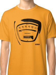 Lambretta Innocenti Veglia Speedo black Classic T-Shirt