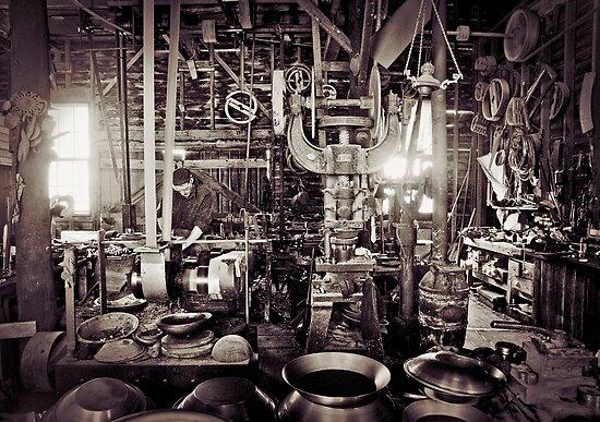 1800s Workshop by tbartoshyk