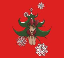 Snowflake: Christmas Tree Kids Clothes