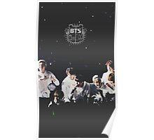 BTS/Bangtan Sonyeondan - Concert Poster
