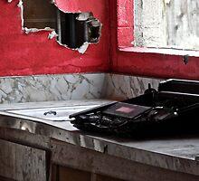 Forgotten Typewriter - Ghost Town by JLWhite