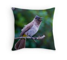 Today 16th Nov Bird 1 Throw Pillow