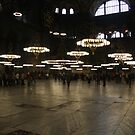 Hagia Sophia by Christine Oakley