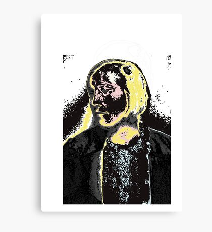Marie -Therese - the slave Canvas Print