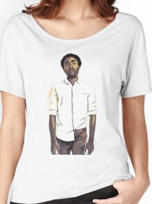 Childish Gambino / Donald Glover Women's Relaxed Fit T-Shirt