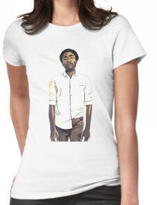Childish Gambino / Donald Glover Womens Fitted T-Shirt