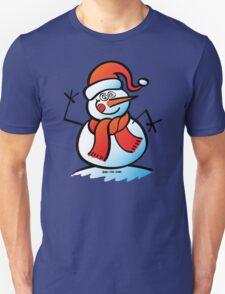 Mad Snowman T-Shirt