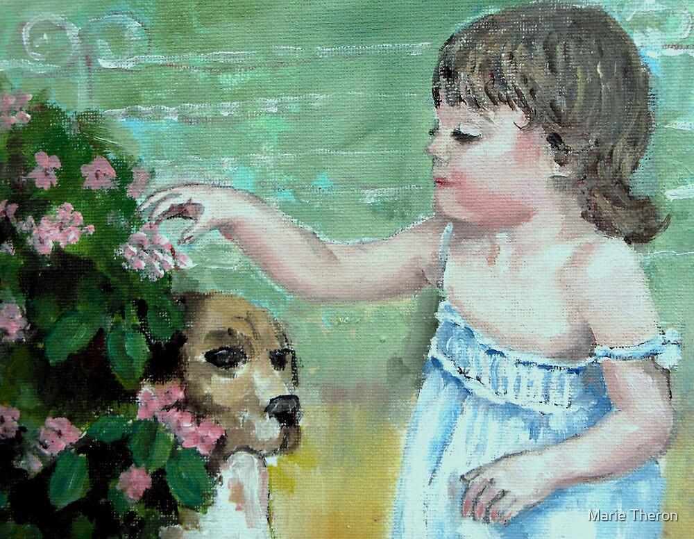 Love me Tender by Marie Theron