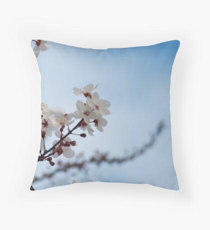 ~ reaching ~ Throw Pillow