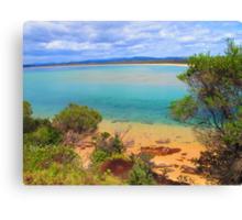 Main Beach, Merimbula Canvas Print