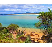 Main Beach, Merimbula Photographic Print