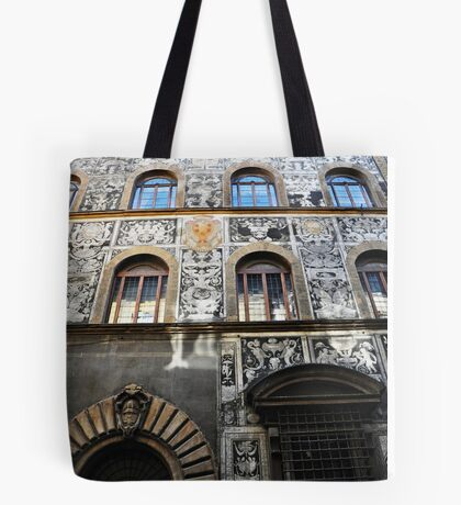 Bianca Cappello's graffitti Tote Bag