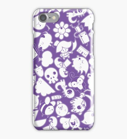 Purple Phone Case iPhone Case/Skin