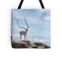 Sculptures by the Sea - The Deer Tote Bag