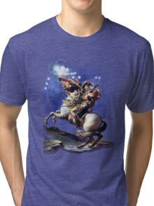Napoleon's European Tour Tri-blend T-Shirt