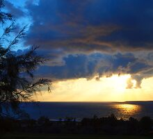 Cyprus Sunset 1 by clydeypops
