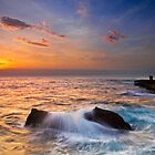 Soldiers Beach NSW Central Coast by Mathew Courtney