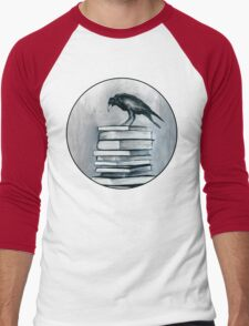 I Don't Read As Much As I'd Love To Anymore Men's Baseball ¾ T-Shirt
