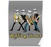 Rolling Clones Poster