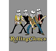 Rolling Clones Photographic Print