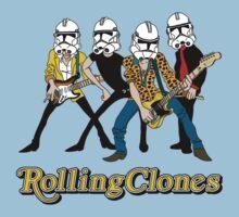 Rolling Clones Baby Tee
