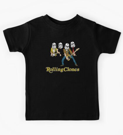 Rolling Clones Kids Tee