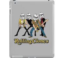 Rolling Clones iPad Case/Skin