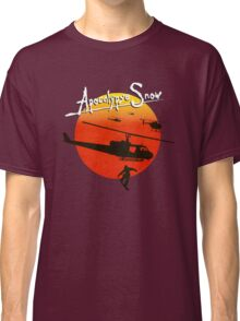 You either surf or you fight Classic T-Shirt