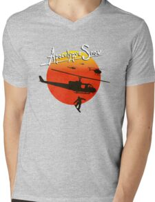 You either surf or you fight Mens V-Neck T-Shirt