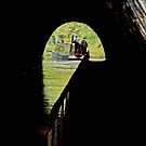 Light at the End of the Tunnel by AnnDixon