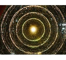 Fibre optics Photographic Print
